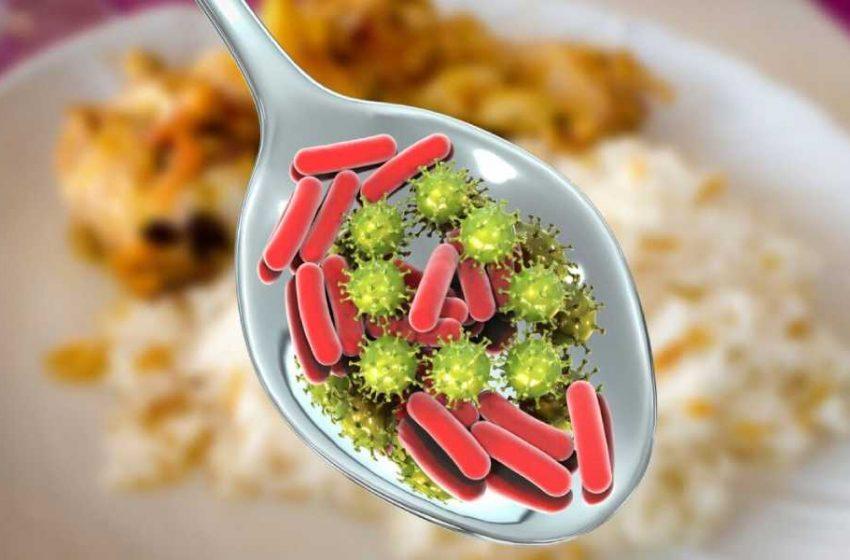 مسمومیت غذایی