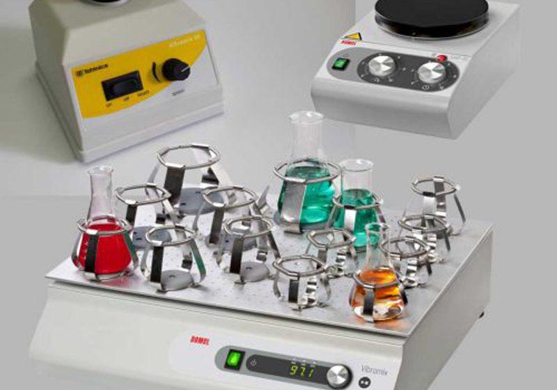 انواع شیکر آزمایشگاهی
